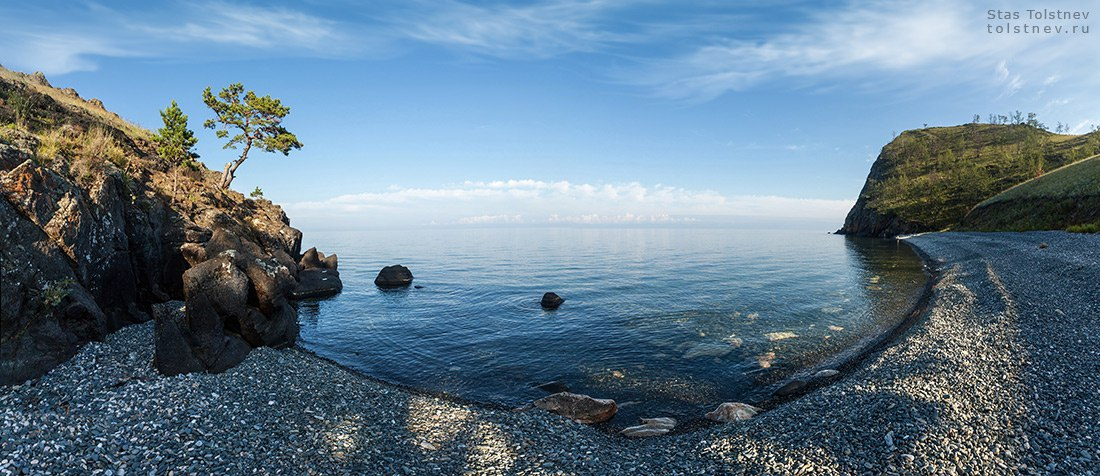 The Lake Baikal Foundation will give scientists a million rubles to protect Lake Baikal