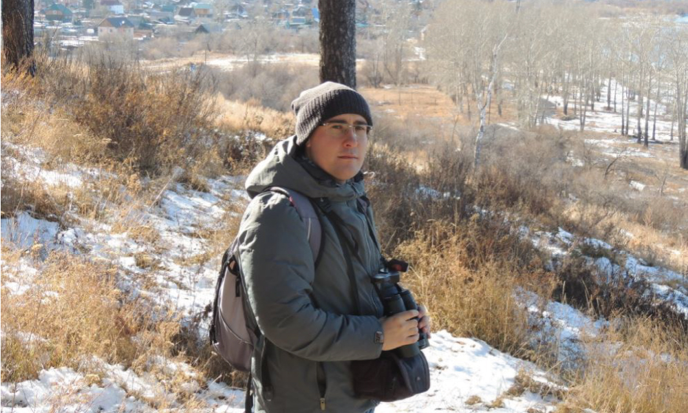 Interview with Alexander Povarintsev, manager of the project «Monitoring for water birds in the southern part of Lake Baikal in the situation of long-lasting low-water period»