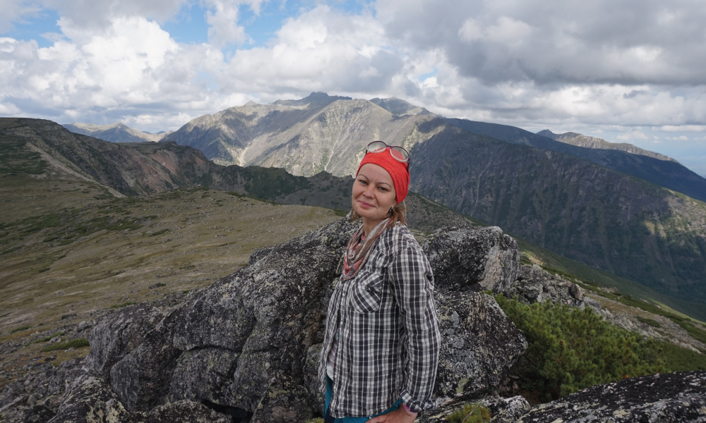 Interview with Natalia Luzhkova, manager of the project «Along the Doppelmayer's trail: protecting the nature of Barguzinsky nature reserve for over a 100 years»