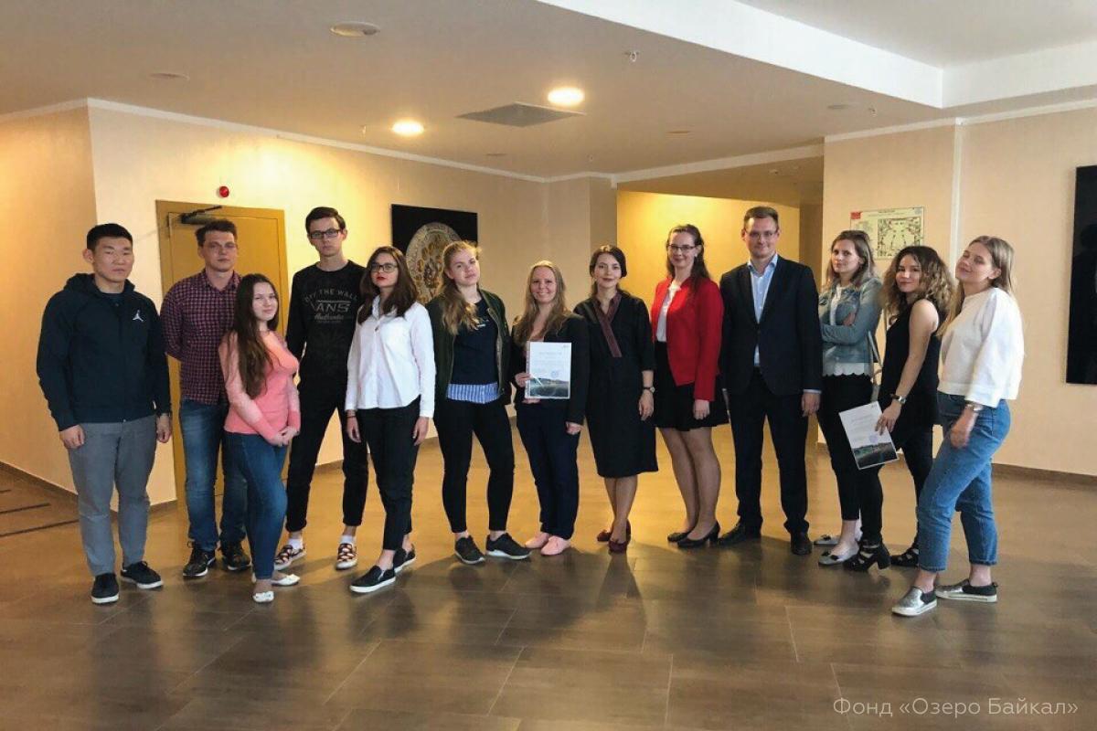 Фонд «Озеро Байкал» подвёл итоги проекта «Интеллектуальные волонтеры Байкала. Анализ КСО проектов»