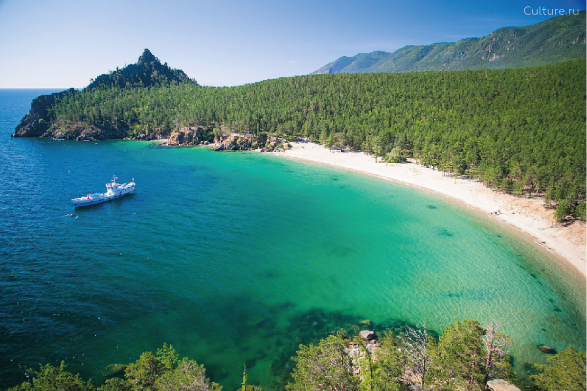 CEO of the Lake Baikal Foundation Anastasia Tsvetkova commented on eco-tourism for RBC+1