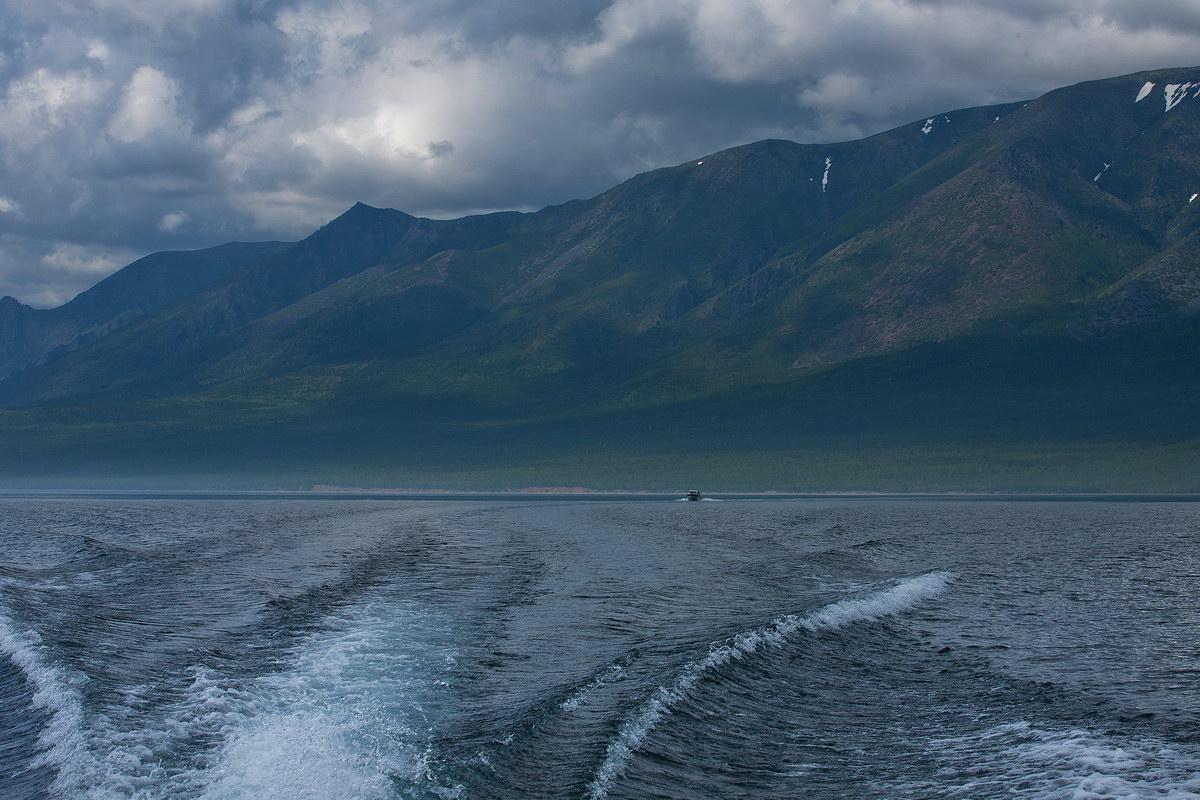 Anastasia Tsvetkova spoke about Lake Baikal conservation on the airwaves of Radio Russia