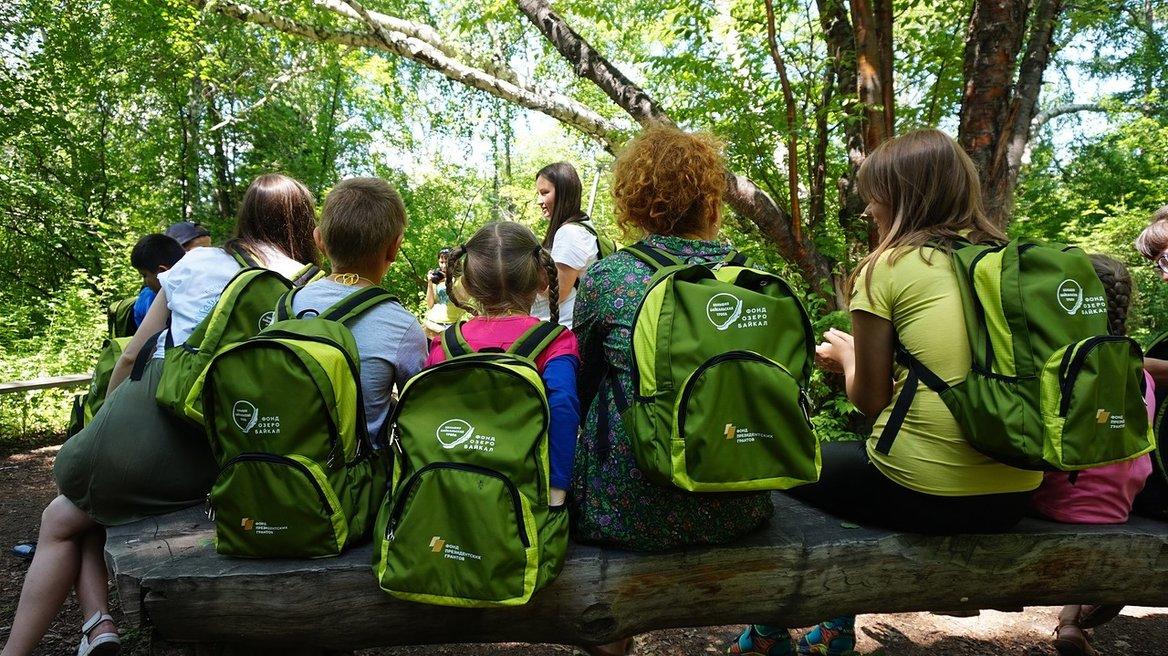Проект «С Рюкзачком по тропе» — победитель экологической премии имени В.И. Вернадского