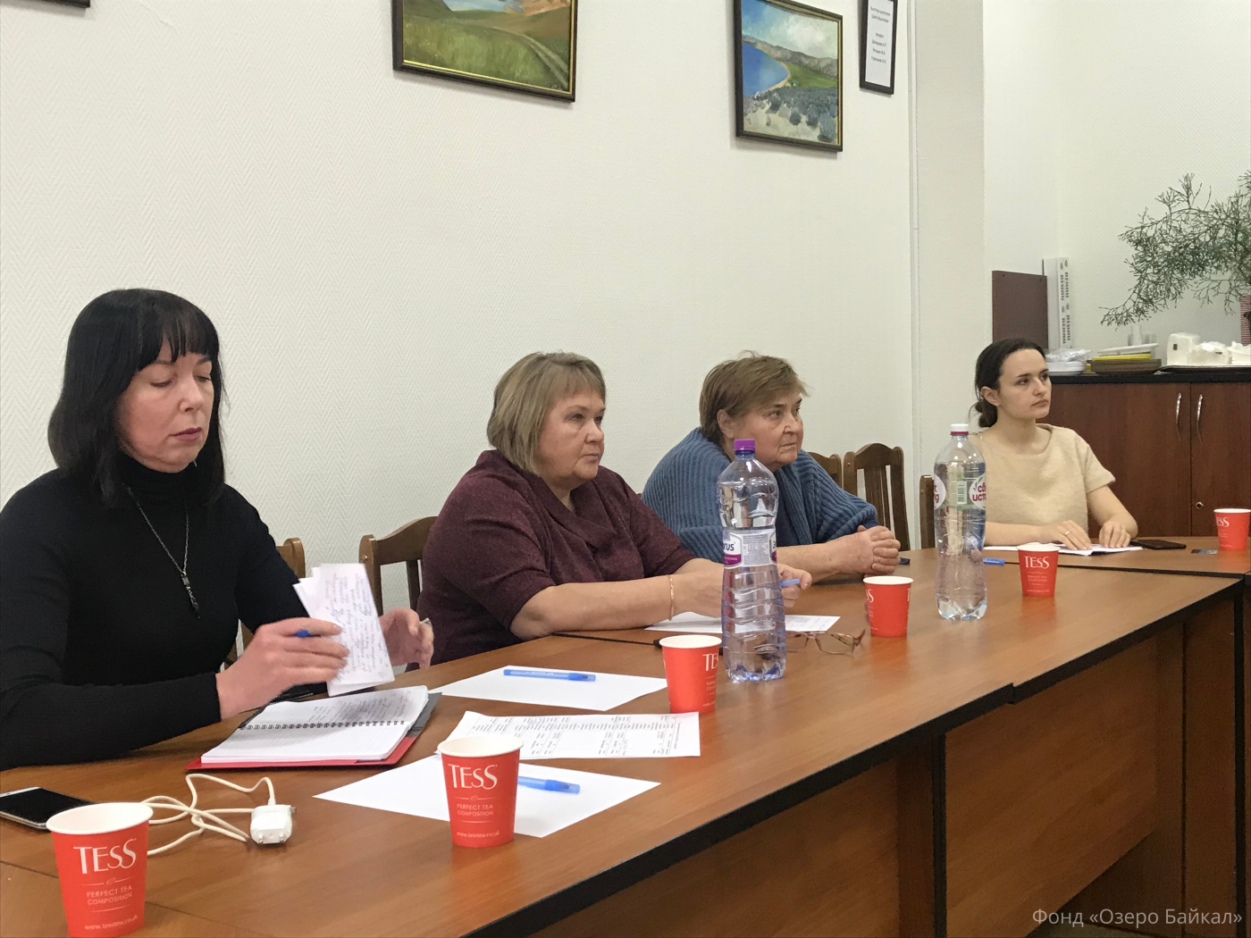 A round table on further studies of the Baikal seal at A.N. Severtsov Institute for Ecology and Evolution of RAS