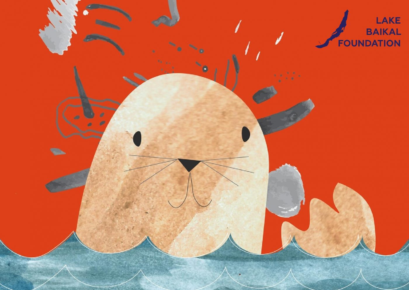 The Baikal Seal online lesson is available worldwide in English
