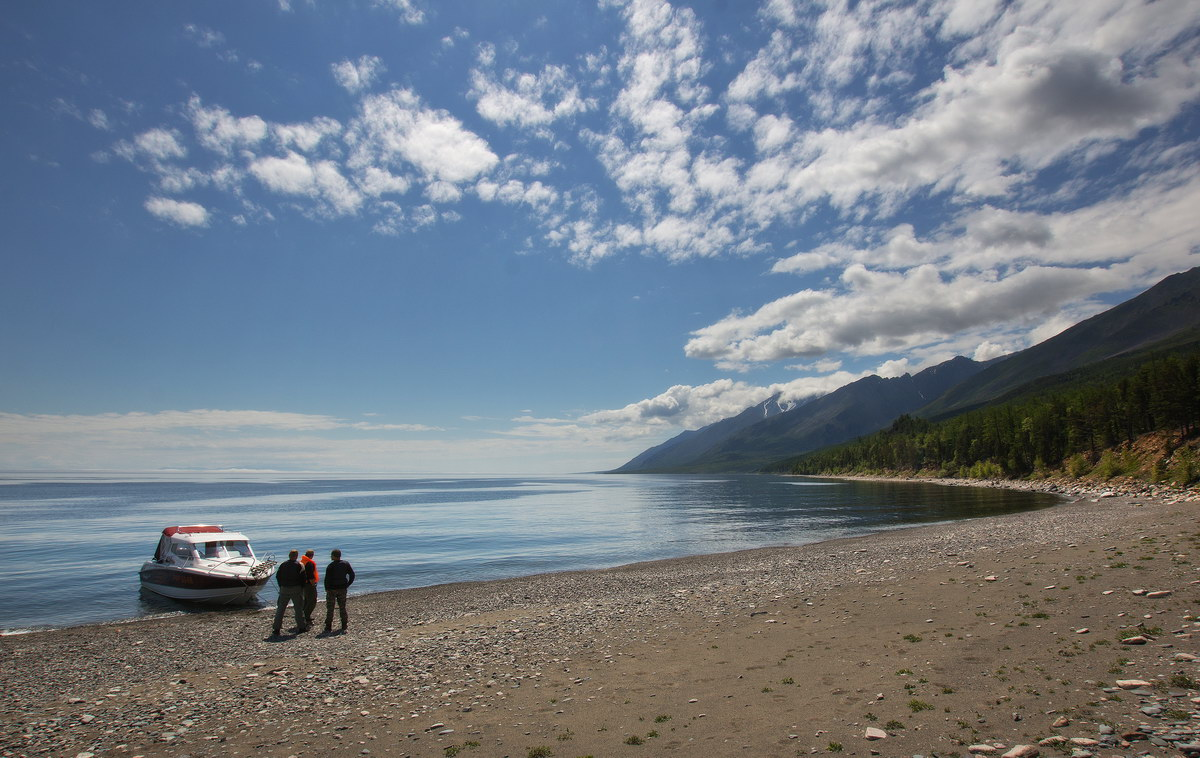 Lake Baikal Foundation and the Baikal protected natural areas met online