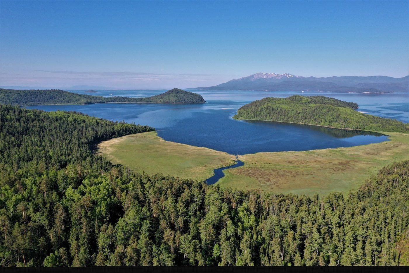 Trash Free National Parks: the Zabaikalsky National Park