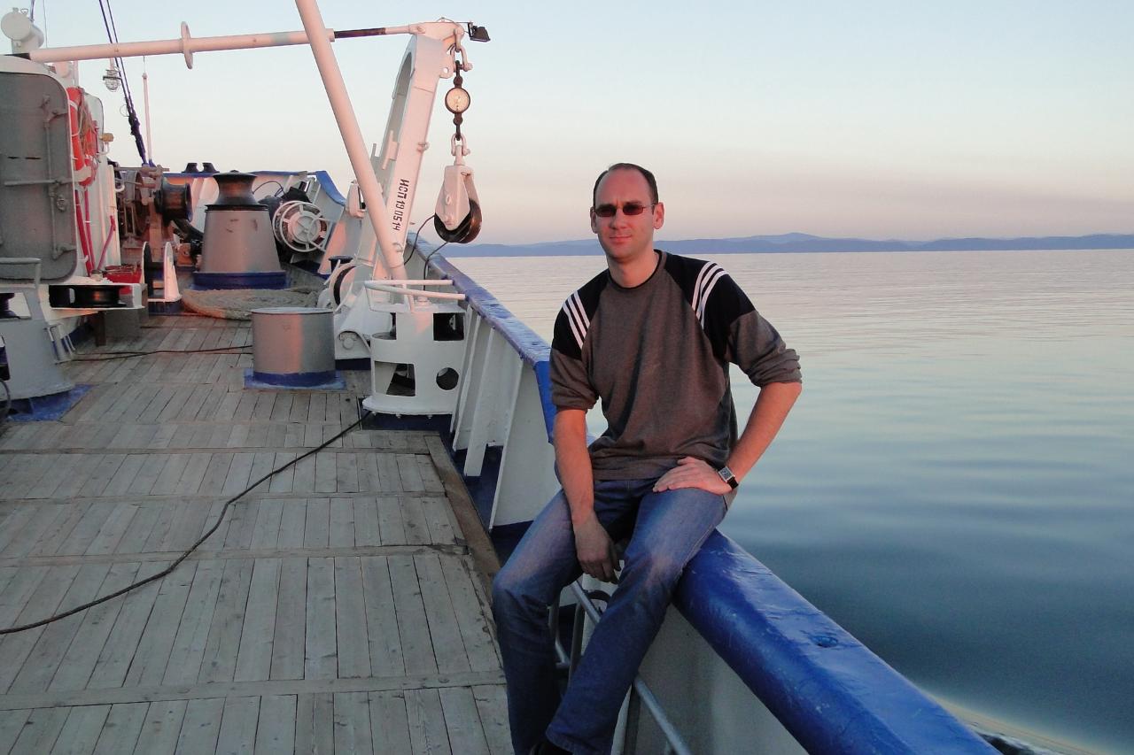 Сергей Потапов о проекте исследования виромов на Байкала