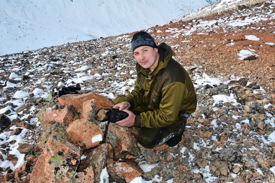 Alexey Kitaev talks about the conservation of the reindeer subspecies
