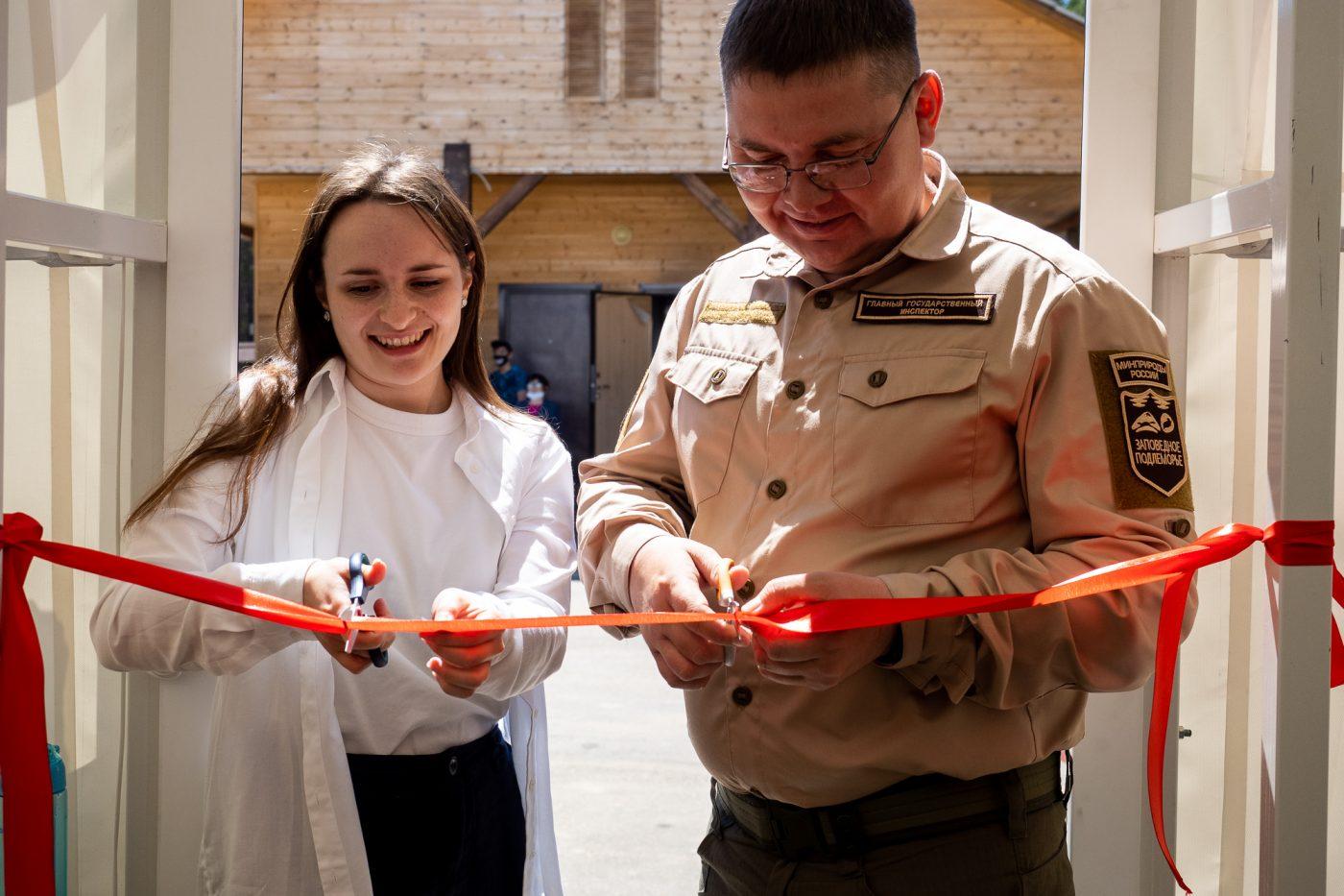 Байкальская заповедная школа открыла двери в Забайкальском нац. парке