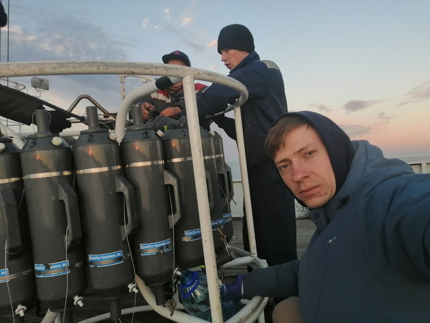The summary of the first scientific expedition on the research of viromes in Lake Baikal
