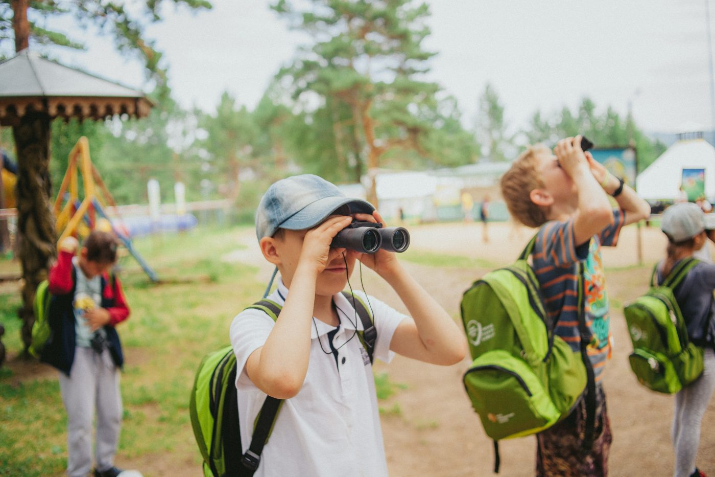 The Foundation supports the project «With a Backpack on the Trail» in 2021