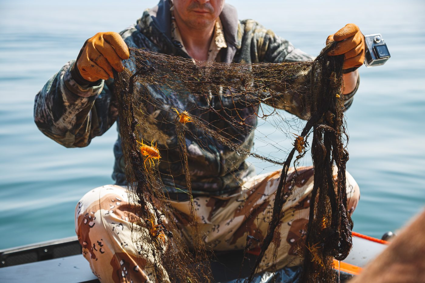 An expedition to study the network pollution of Lake Baikal has been launched