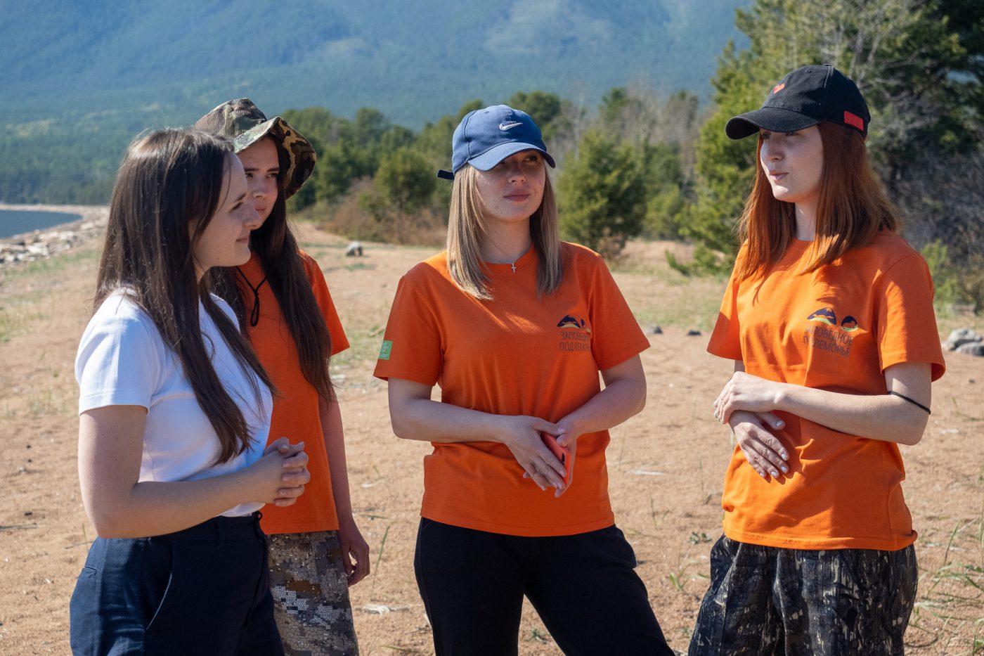 Итоги волонтерских смен проекта «Нац. парки без мусора»