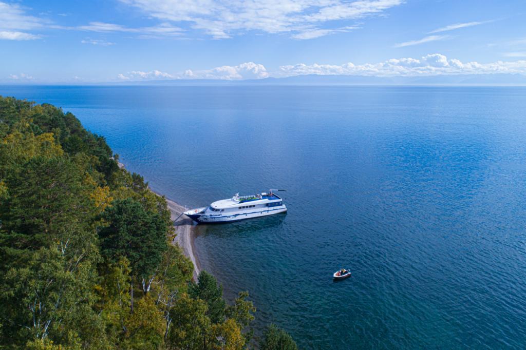 Завершился очередной этап экспедиции в рамках проекта «Байкал без сетей»